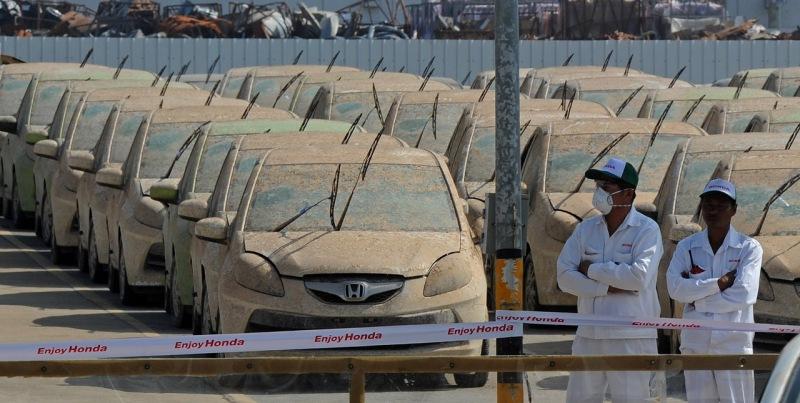 Honda Banjir 3